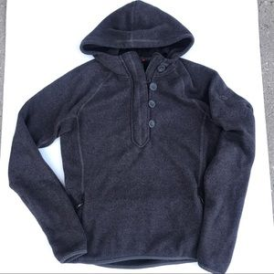 The North Face Crescent Sunset Fleece Hoodie M